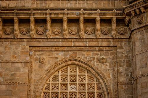 temple facade ancient