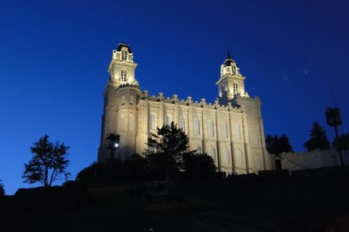 temple manti mormon