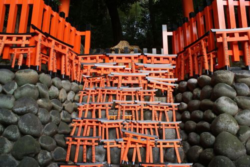 temple stone far east
