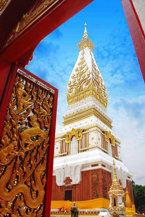 temple thailand thai art
