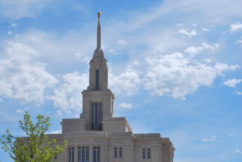 temple bright color