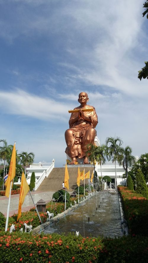 temple church sam khok pathum thani