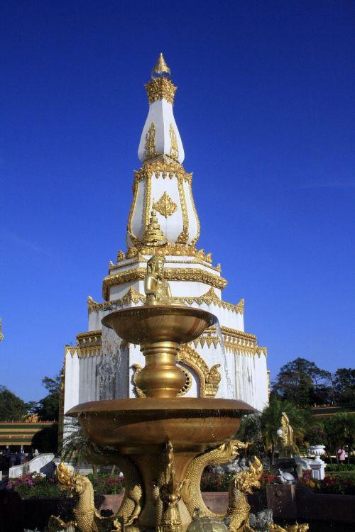 temple complex nong phok district thailand