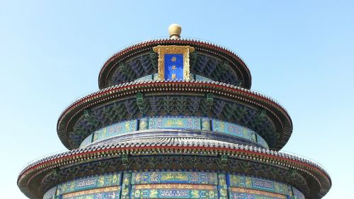 temple of heaven china temple