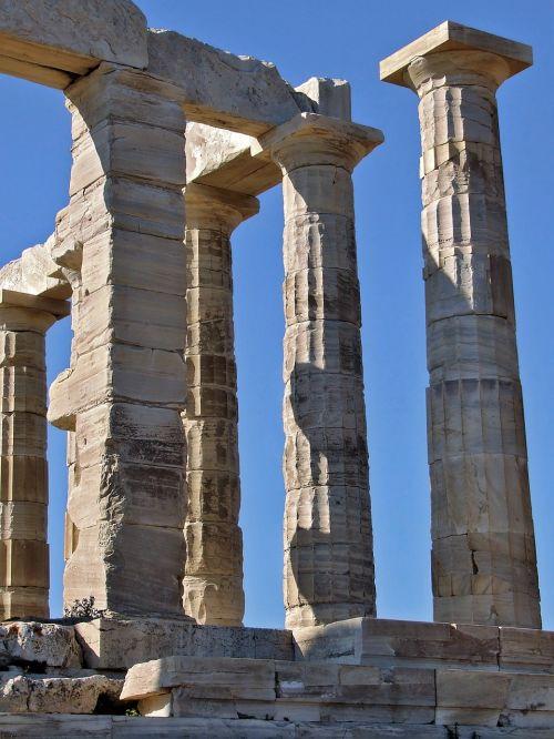 temple of poseidon ancient greek