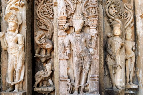 Temple Wall 03