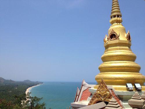 temple way bang saphan province