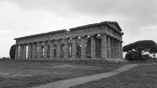 temples paestum ca