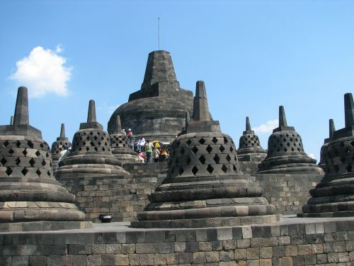 temples indonesia holiday