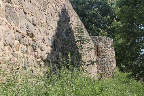 templin city wall masonry