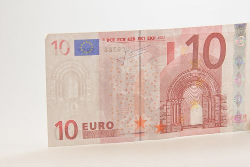 ten euro bill