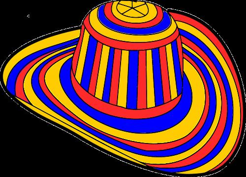 ten-gallon hat hat colombia