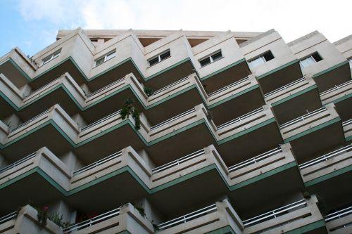 tenerife skyscraper balcony