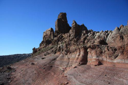 Tenerifė,Nacionalinis parkas,Teide nacionalinis parkas,lava,Kanarų salos,vulkaninis uolas,mėnulio kraštovaizdis