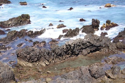 tenerife puerto de la cruz beach