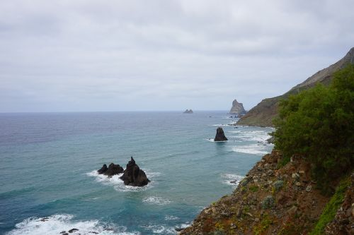 tenerife north coast coast