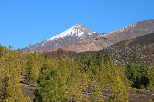 tenerife teide volcano