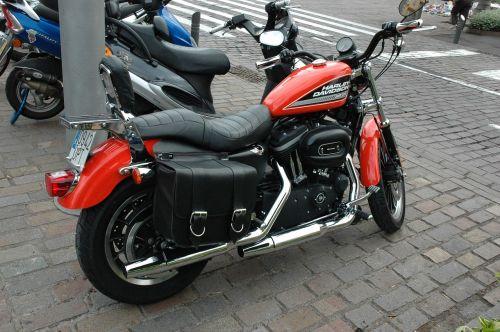 tenerife bike harley davidson