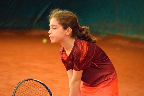 tennis girl sport
