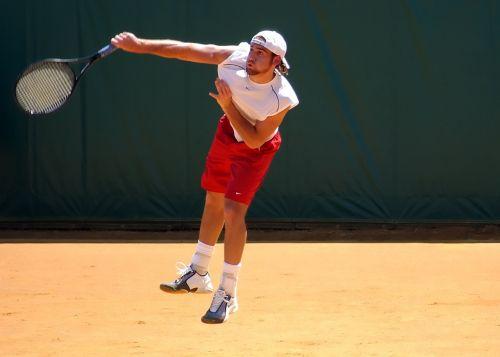 tennis tennis player game