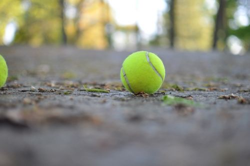 ball tennis sports