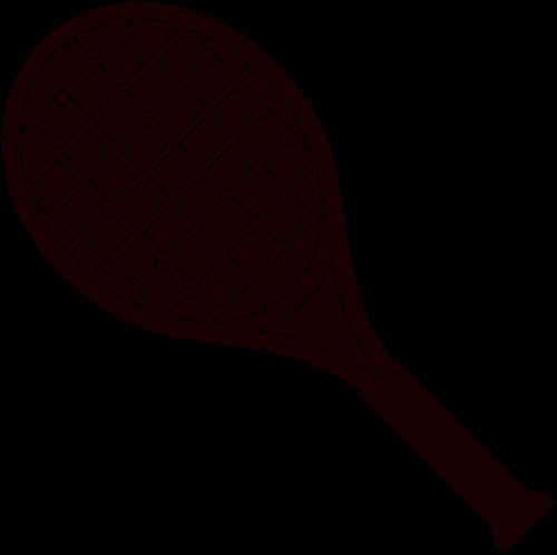 tennis racket paddle