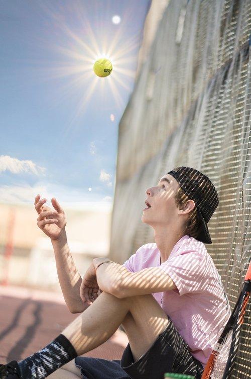tennis  sport  summer