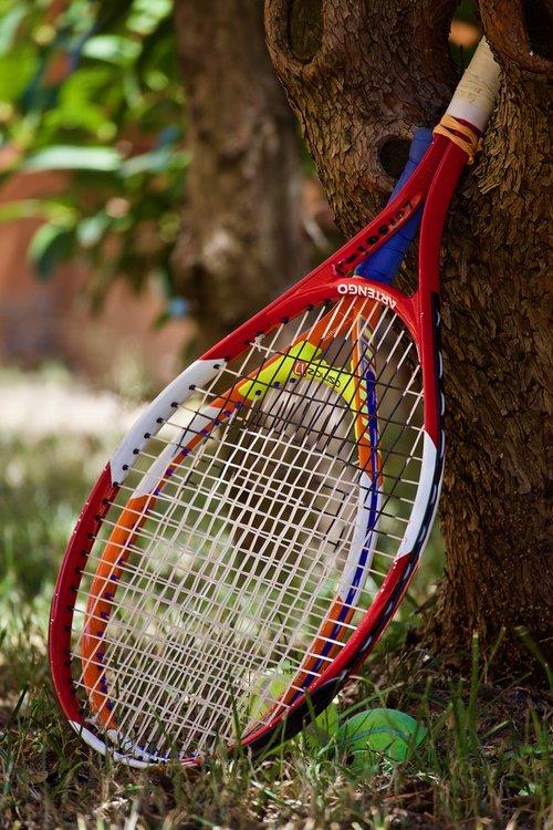 tennis  tennis rackets  balls