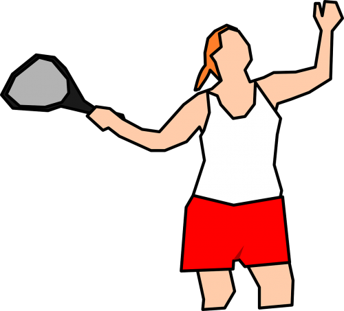 tennis racket sports