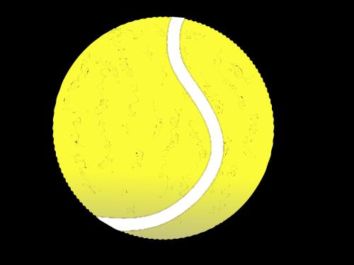 tennis ball ball sport