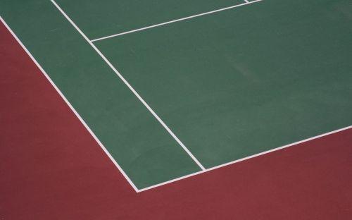 tennis court court tennis