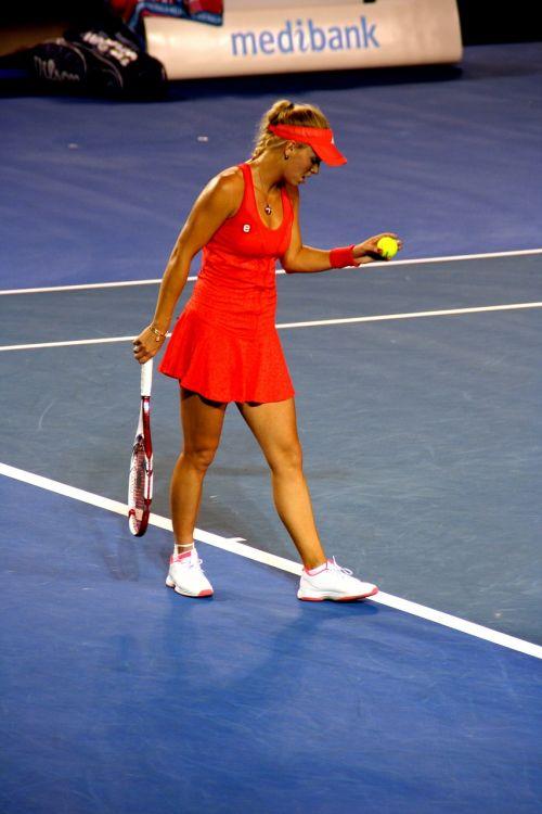 tennis player caroline wozniacki tennis