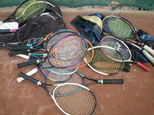 tennis racket tennis sport