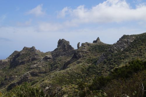 teno mountains tenerife mountains