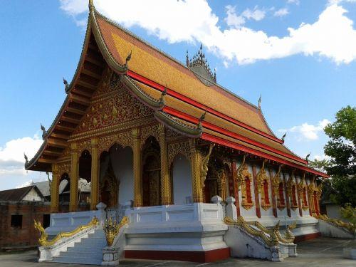 šventykla,asija,laosas