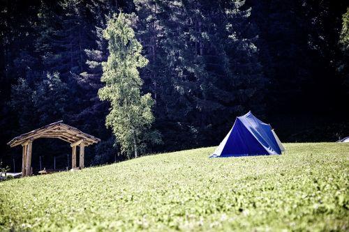 tent camp camping