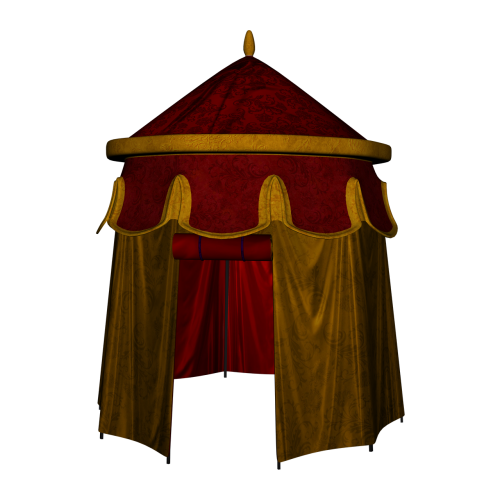 tent middle ages war