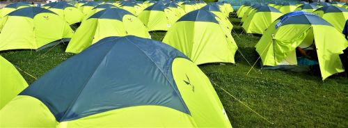 tent camping camp