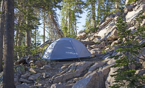 tent  backpacking  camping