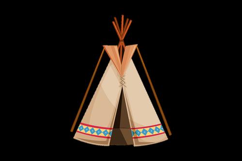 tepee  historic  tent