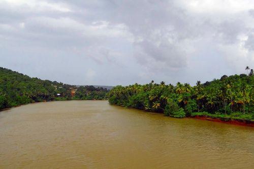 terekhol river teracol tidal