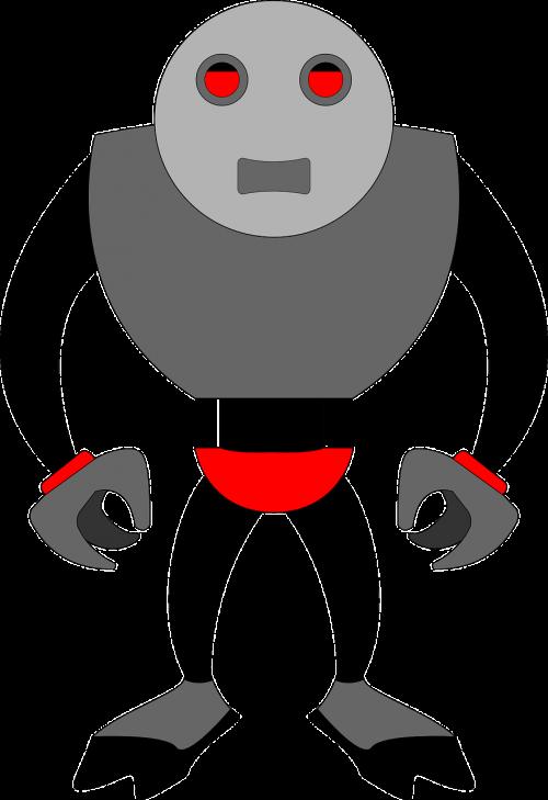 terminator robot android