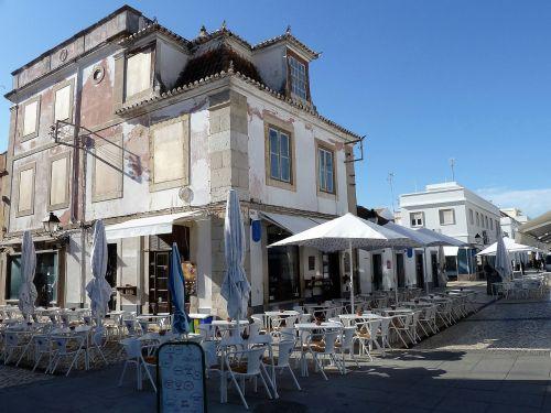 terrace portugal villa real de san antonia