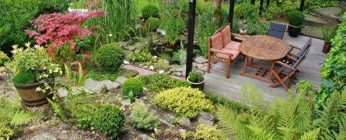 terrace garden garden design
