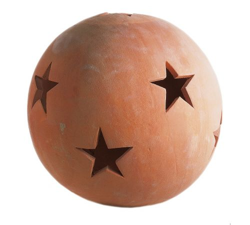 terracotta ball solid ball of clay