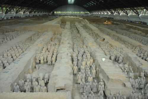 terracotta warriors china tourism