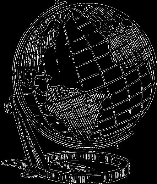 terrestrial globe earth globe
