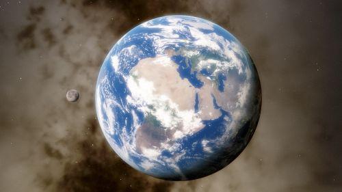 terrestrial globe planet astronomy