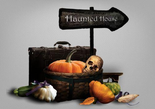 terror halloween fear