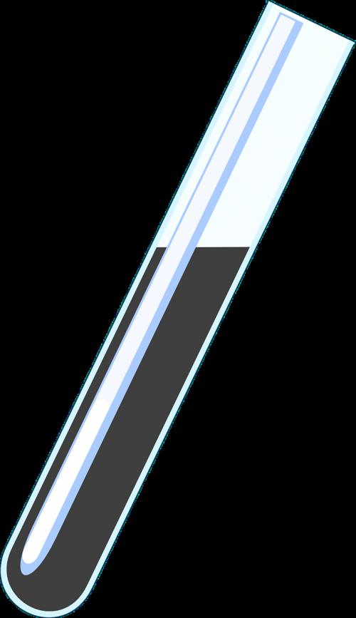 test glass test tube chemistry